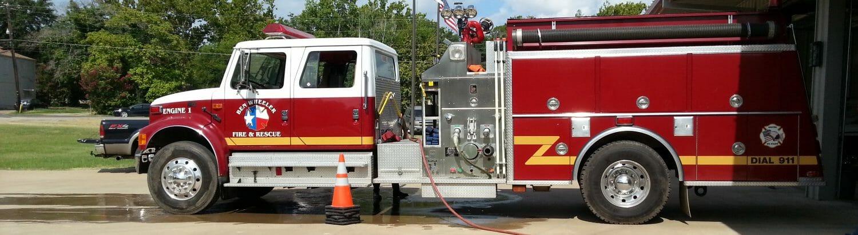 Ben Wheeler Fire Department